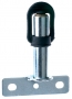 Aufsteckrohr für seitl. Anbau 150  x 110 mm, Lochabstand 80 mm