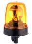 Kennleuchte 236 mm, mit starrem Adaptersockel, 12/24 V